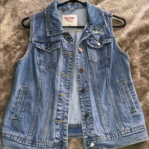Mossimo Supply Co. Denim Vest